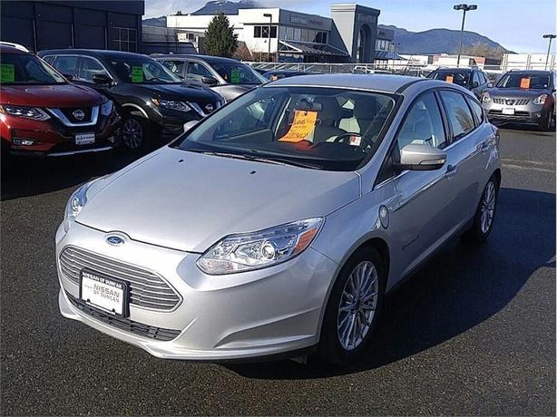 2014 Ford Focus Electric