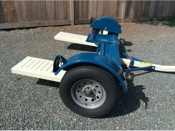 Steal Tow Car Tow Dolly Duncan, Cowichan