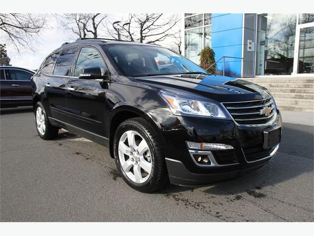 2016 Chevrolet Traverse LT 1LT