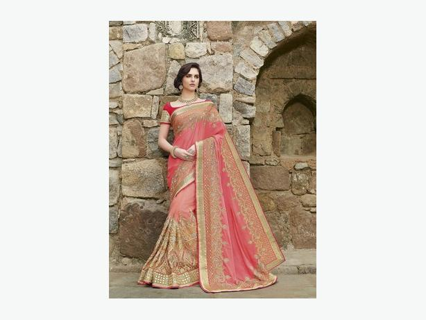 Wedding Sarees Online | Bridal Sarees | Mirraw