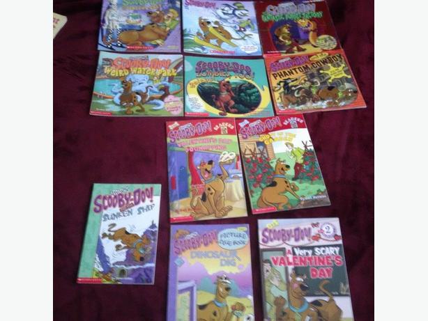 mixed kids books