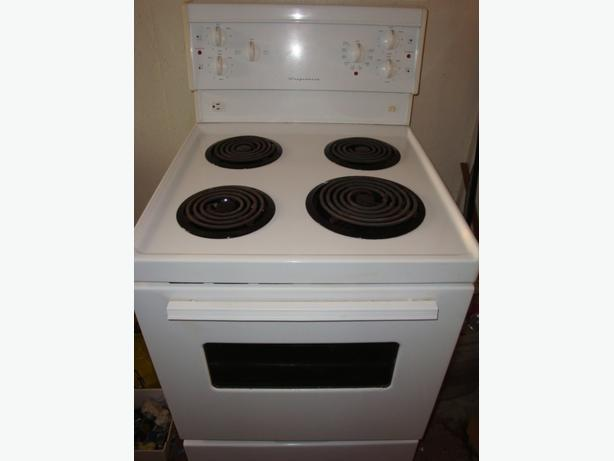 "Frigidaire 24"" apartment size stove Central Ottawa (inside ..."