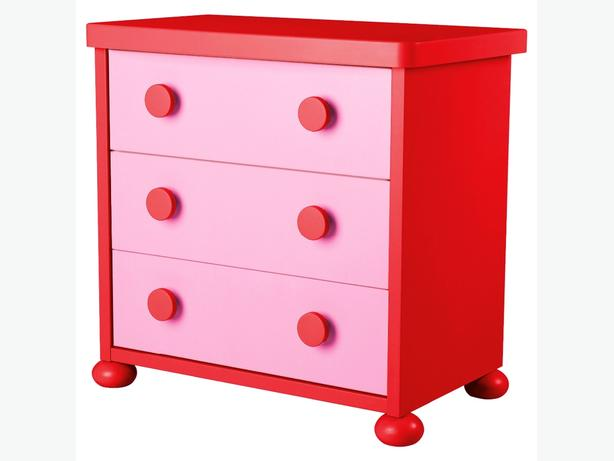 REDUCED-Solid Mammut kids Dresser