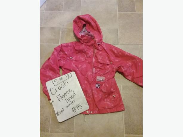 Girls Spring Coats