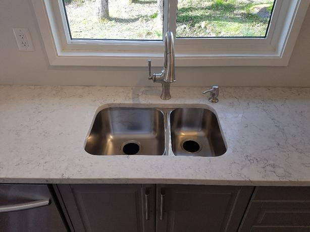 High Value/Low Cost Quartz Countertops