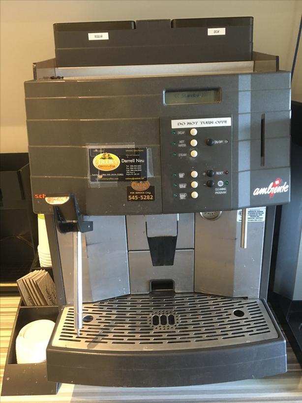 Espresso Machine - Commercial Grade