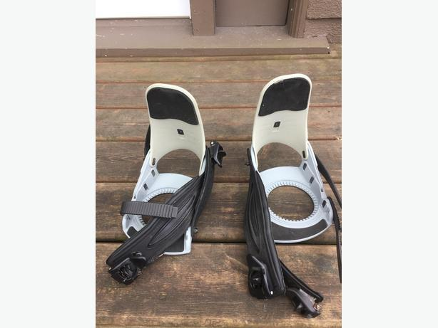 Snow Board Boot Bindings