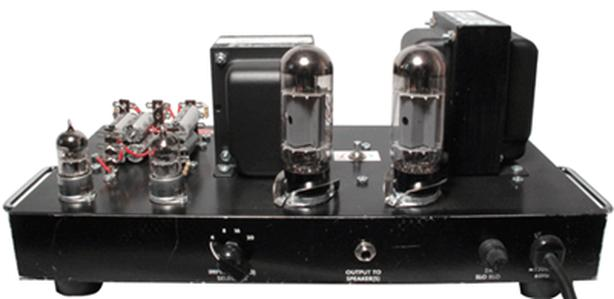 Hobbyist Looking for Old Tube Amplifiers