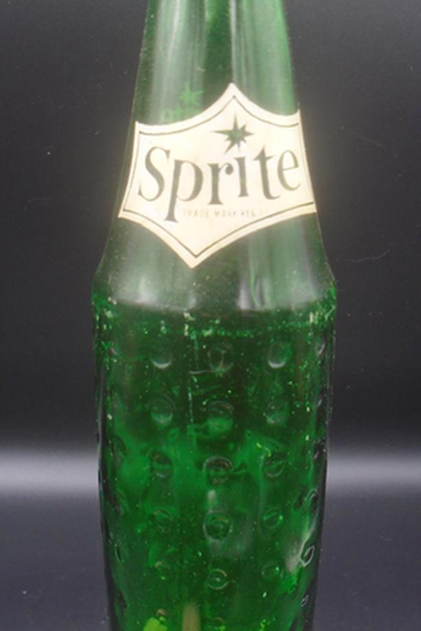 VINTAGE 1960's SPRITE (10 OZ.) ACL SODA POP BOTTLE COCA-COLA LTD