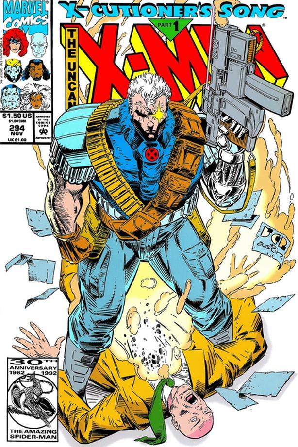 The Uncanny X-Men #294