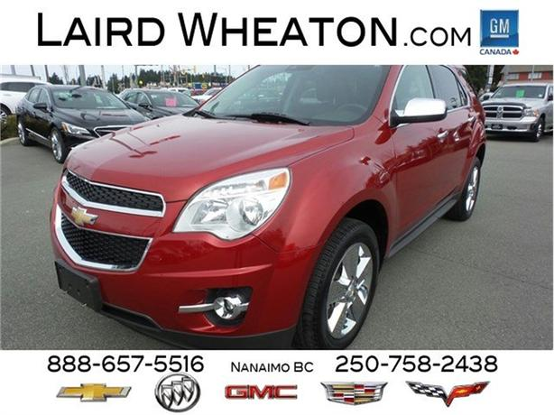 2014 Chevrolet Equinox LT AWD, Low Km's, Back-Up Camera