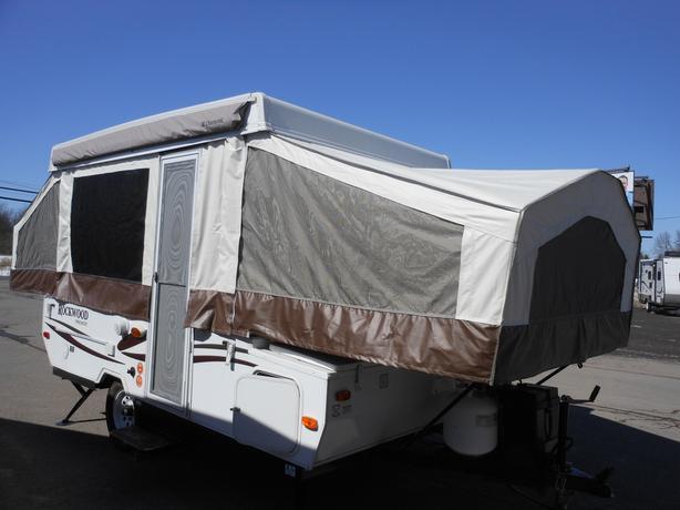 2011 Rockwood 1904 Tent Trailer