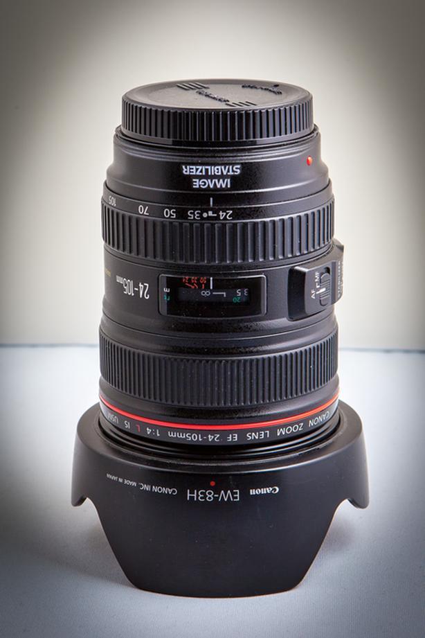 Canon 24-105 F4 L Image Stabilizer Lens