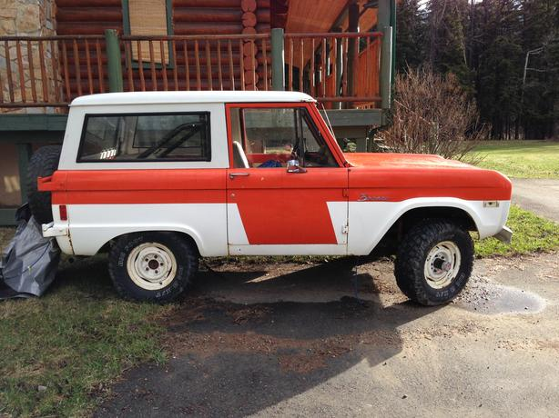 WANTED: WANTED: 66-77  Ford Bronco