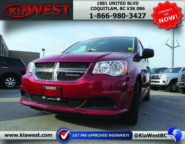 2014 Dodge Grand Caravan SE/SXT V6