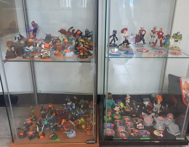 Many Skylanders for Sale @ Hang & Play Video Games!