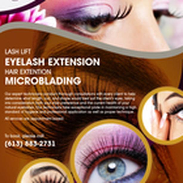 EYELASH EXTENSION -LASH LIFT-MICROBLADING-NAIL TRAINING