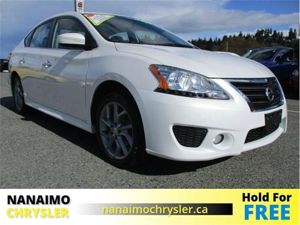 2015 Nissan Sentra SR One Owner No Accidents