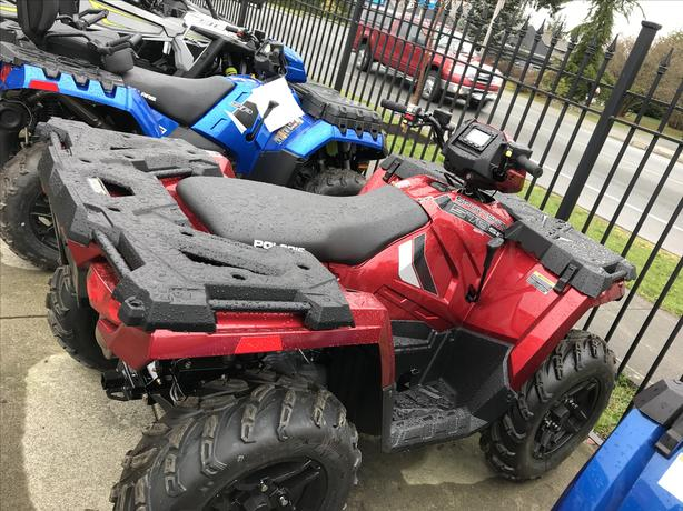 2018 POLARIS SPORTSMAN 570 SP ATV Outside Victoria, Victoria