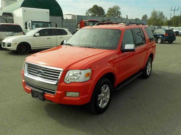 2010 Ford Explorer XLT 4.0L 4WD w/ Power Inverter