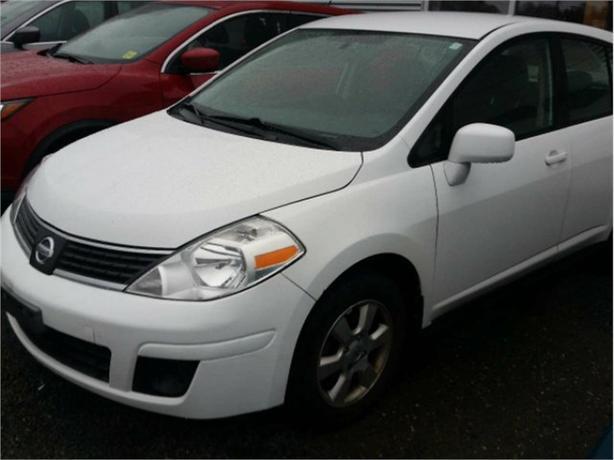 2009 Nissan Versa 1.8SL