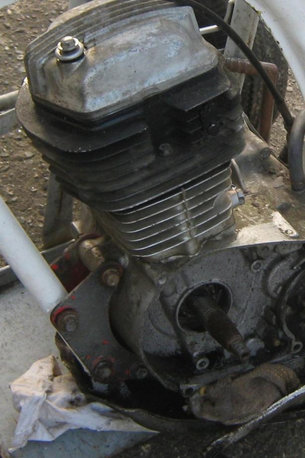 Honda Xr100 Parts ,  XR