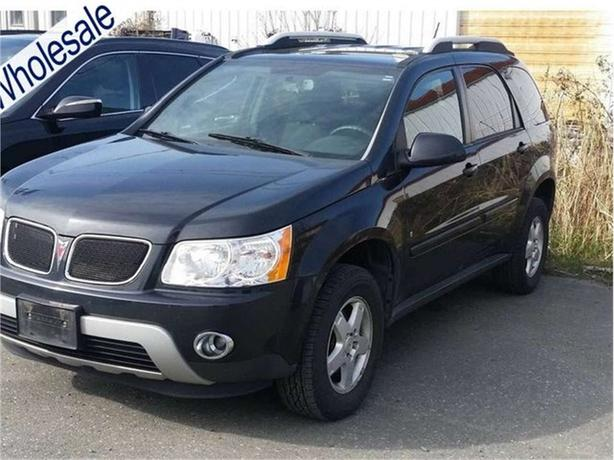 2009 Pontiac Torrent GT