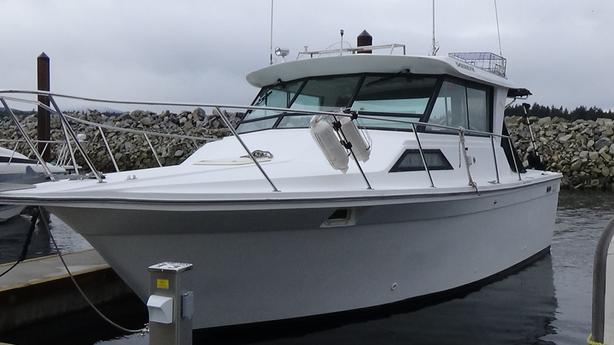 1995 / 31FT Baha Cruiser Sport Fishermen