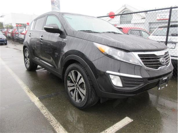 2012 Kia Sportage EX Tech Navigation Sunroof