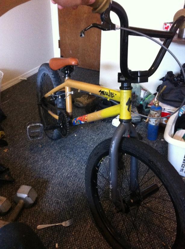 Specialised BMX