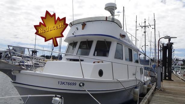 1979 / 34FT Double Eagle Coastal Cruiser