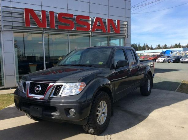 2014 Nissan Frontier SV Nice little package