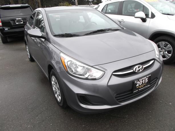2015 HYUNDAI ACCENT BASE MODEL FOR SALE