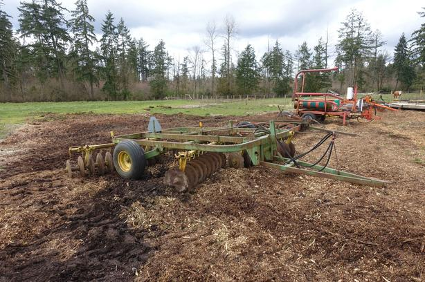 Tillage and misc farm equipment