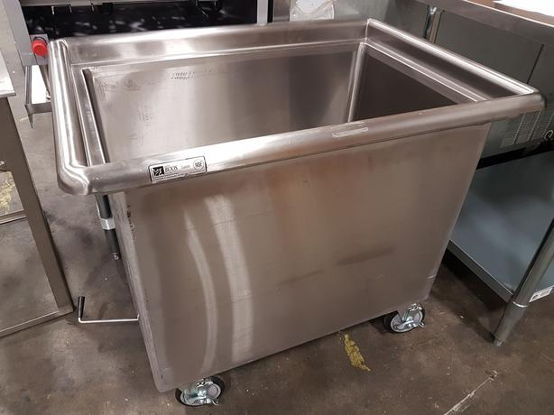 Stainless Steel Fixtures Auction - KWIK April 7th Auction
