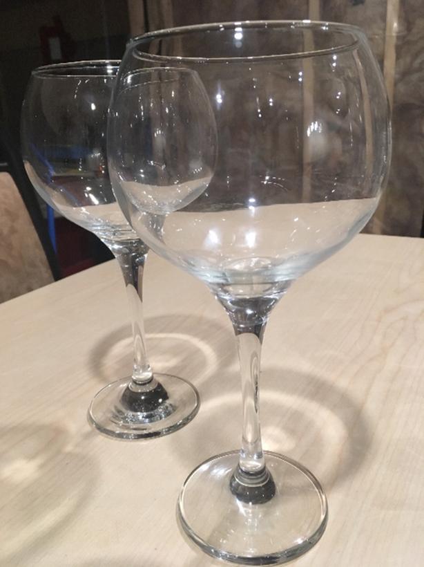 Red wine Goblets