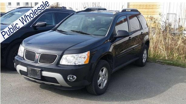 2009 Pontiac Torrent TORRENT AWD