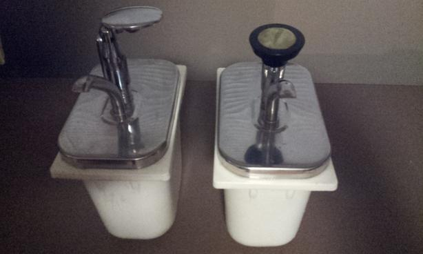 Syrup or Condiment Pumps
