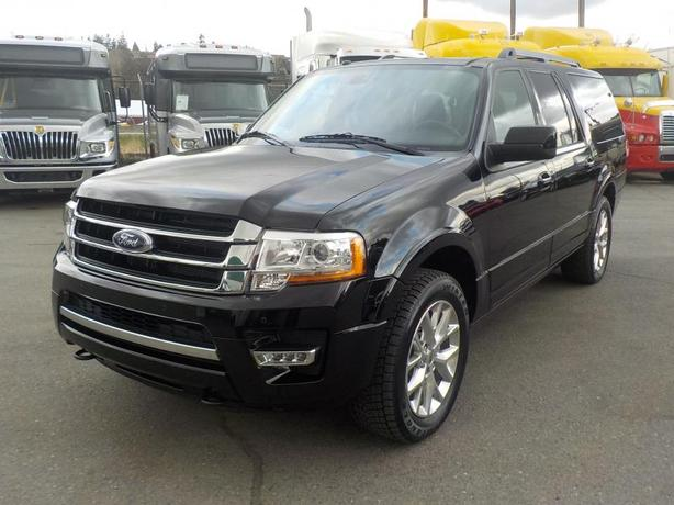 2017 Ford Expedition Max Limited 4WD Ecoboost 3rd row seating