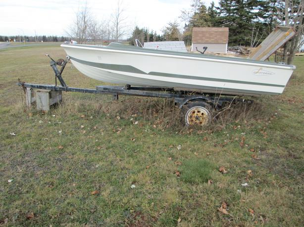 for sale boats and trailer