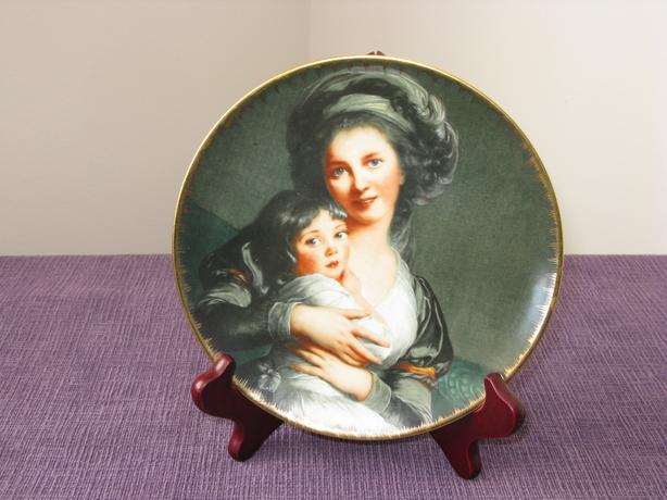 LIMOGE COLLECTIBLE PLATE