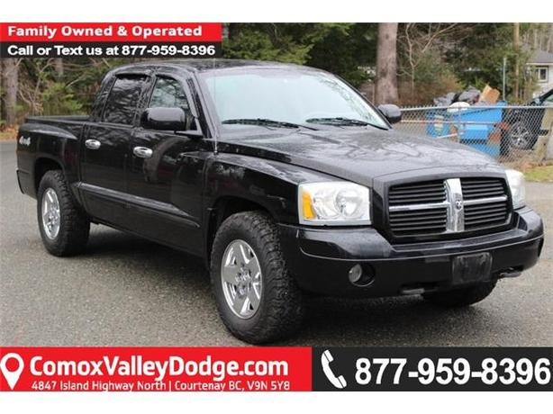 2005 Dodge Dakota SLT 4x4 Quad Cab