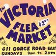 Victoria Flea Market Sundays in April