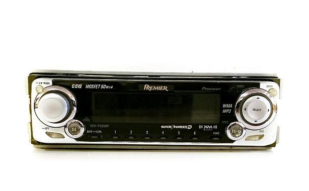 Pioneer MOSFET 50 x 4 CD Receiver player stereo