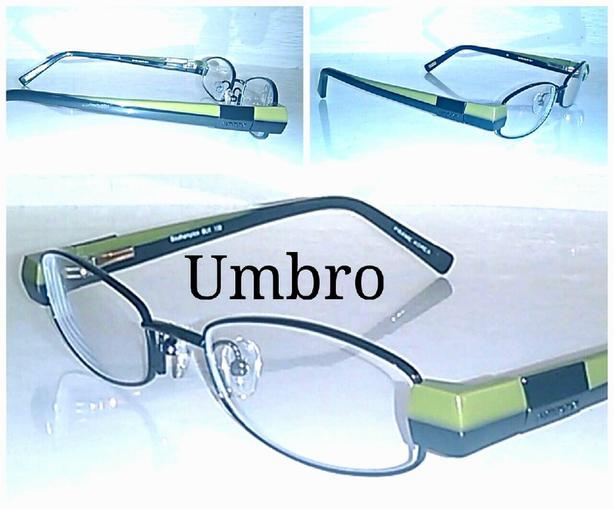 New Umbro Eye Glasses w case.