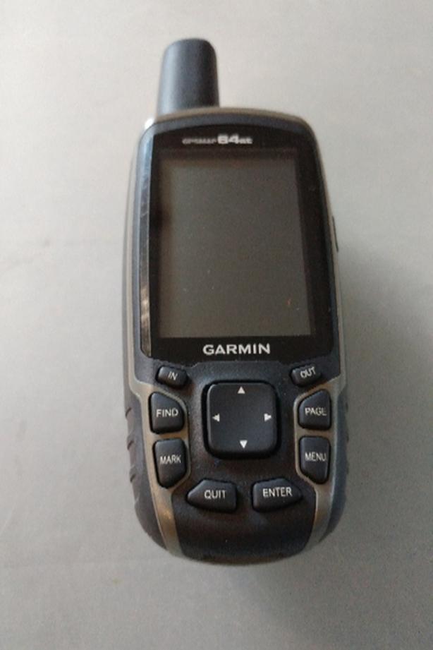 new Garmin 64st GPS