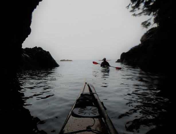 5 day Instructional Kayaking Expedition to the Deer Group, Vancouver Island