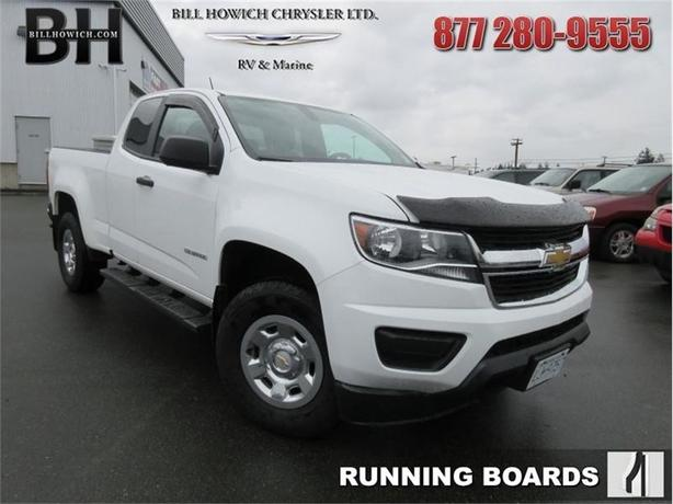 2017 Chevrolet Colorado WT - Air - Tilt - Cruise - $159.67 B/W