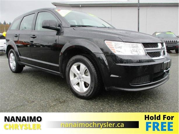2016 Dodge Journey CVP One Owner No Accidents