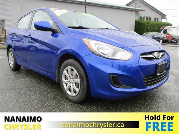 2012 Hyundai Accent L Economical
